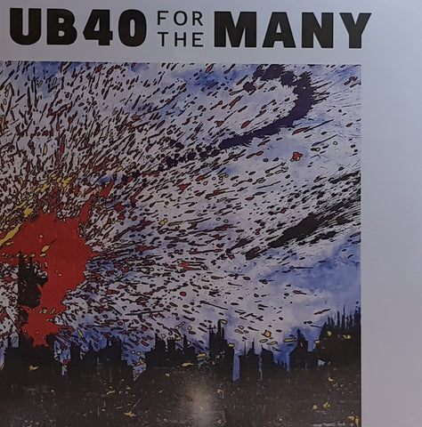 UB40 : FOR THE MANY (2019) LP