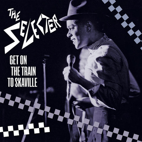SELECTER , THE : GET ON THE TRAIN TO SKAVILLE - CD & DVD ( BOX ) USED CD