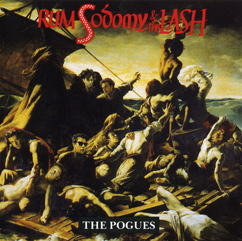POGUES , THE : RUM SODOMY & THE LASH ( BOX ) USED CD