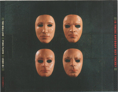 PINK FLOYD : IS THERE ANYBODY OUT THERE , 1980 - 1981 - 2 CD SET ( BOX ) USED CD