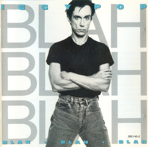 POP , IGGY : BLAH BLAH BLAH ( BOX ) USED CD