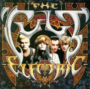 CULT , THE : ELECTRIC ( REMASTERED / EXPANDED PACKAING VERSION ) ( BOX ) USED CD