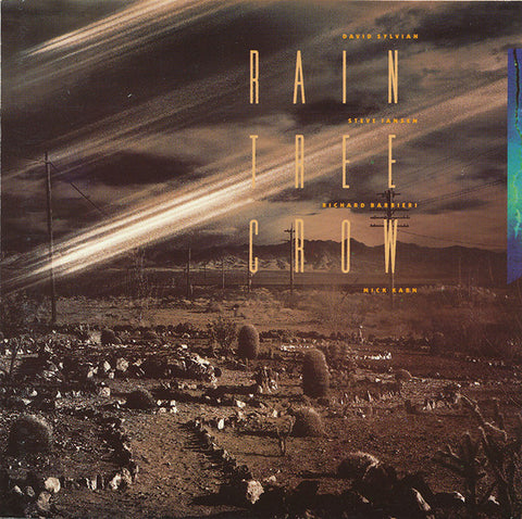 RAIN TREE CROW : RAIN TREE CROW ( BOX ) USED CD