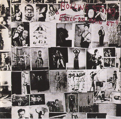 ROLLING STONES , THE : EXILE ON MAIN STREET ( 94 REMASTERED UK ISSUED ) ( BOX ) USED CD