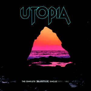 UTOPIA : THE COMPLETE BEARSVILLE SINGLES 1977 - 1982  LP LIMITED EDITION STEREO PRESSING