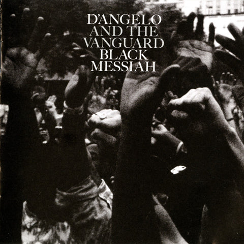 D'ANGELO & THE VANGUARD : BLACK MESSIAH  (2015) 2XLP