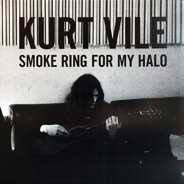 VILE, KURT : SMOKE RING FOR MY HALO (2011) LP 2017 REISSUE