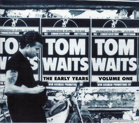 WAITS, TOM : THE EARLY YEARS (1991) LP