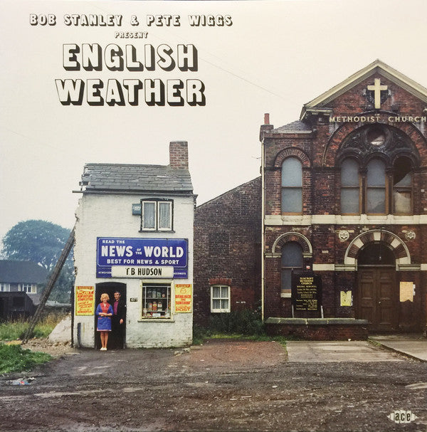 "BOB STANLEY & PETE WIGGS  PRESENT "" ENGLISH WEATHER "" : VARIOUS ARTISTS SOUNDTRACK  ( 2017 ) 2 X LP"