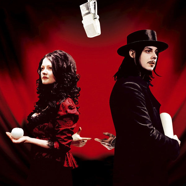 WHITE STRIPES, THE : GET BEHIND ME SATAN (2005) 2LP 2016 REISSUE GATEFOLD