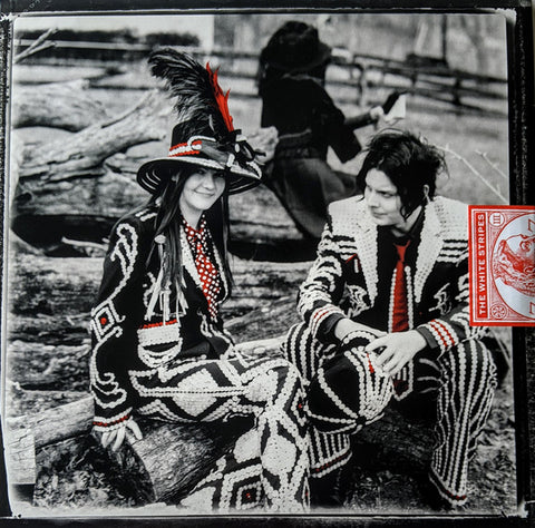 WHITE STRIPES, THE : ICKY THUMP (2007) 2LP 2017 REISSUE