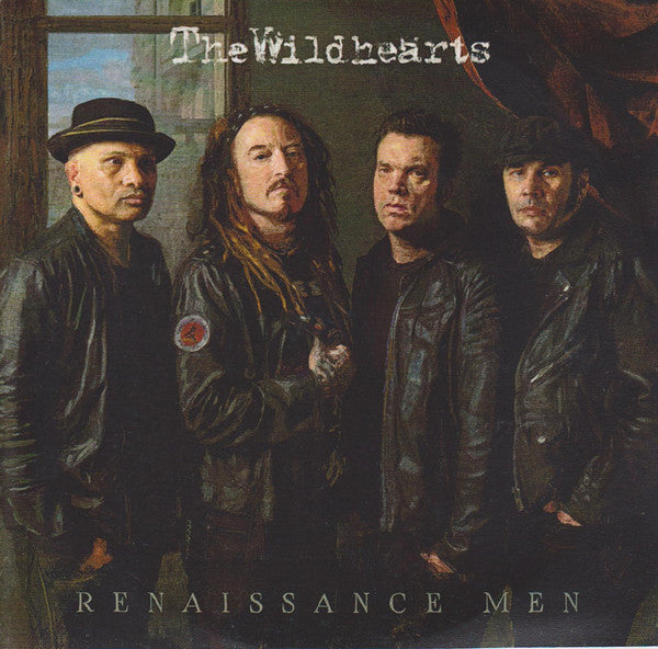WILDHEARTS, THE : RENAISSANCE MEN (2019) LP