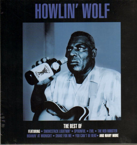 HOWLIN' WOLF : THE BEST OF (2015) LP