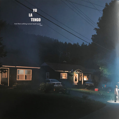 YO LA TENGO : AND THEN NOTHING TURNED ITSELF INSIDE OUT (2000) 2LP 2018 GATEFOLD SLEEVEREISSUE