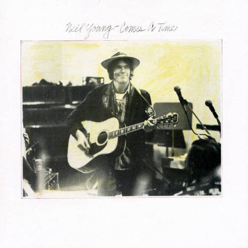 YOUNG, NEIL : COMES A TIME (1978) LP 2016 REMASTERED REISSUE STEREO