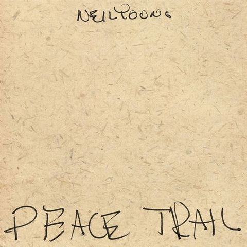 YOUNG, NEIL : PEACE TRAIL (2017) LP