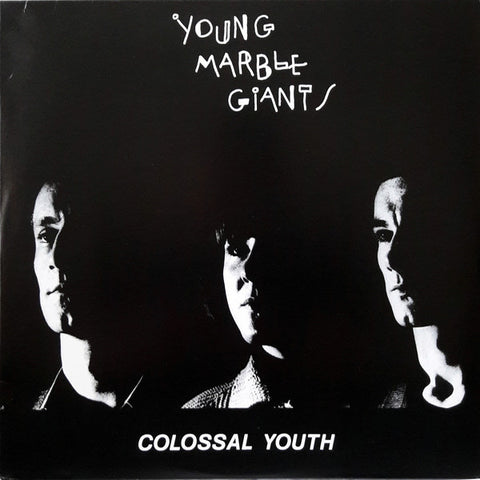 YOUNG MARBLE GIANTS :  COLOSSAL YOUTH (1980) LP 2007 REISSUE