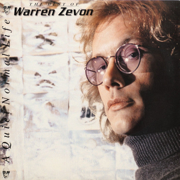 ZEVON, WARREN : THE BEST OF (1986) LP 2016 180 GRAM VINYL
