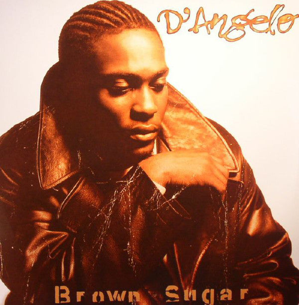 D'ANGELO :  BROWN SUGAR - 2015 180 GRAM RE -ISSUE OF THE 1995 CLASSIC URBAN SOUL ALBUM. 2 X LP