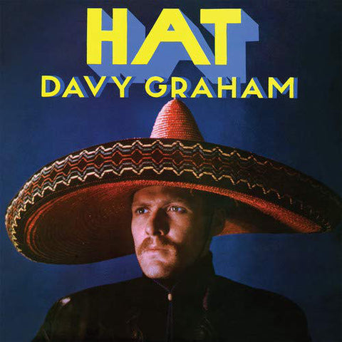 GRAHAM, DAVY : HAT (1969) LP 2019 REISSUE