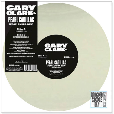 "CLARK JR , GARY & ANDRA DAY : "" PEARL CADILLAC "" 10 INCH RSD AUGUST 29TH 2020 (2020) 10 INCH"