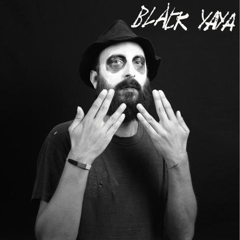 "BLACK YAYA  : "" DEBUT "" (2015) LP ( NEAR MINT ) ( RACK A. 44 )"