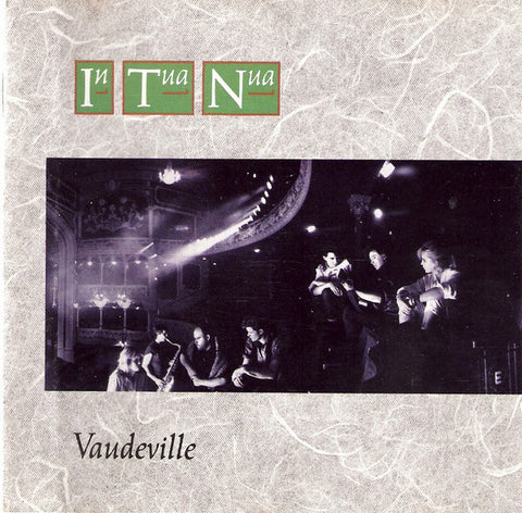 "IN TUA NUA : "" VAUDEVILLE "" (1987) LP ( NEAR MINT ) ( RACK L . 100 )"
