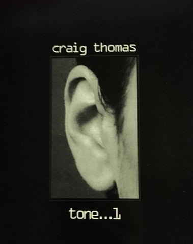 "THOMAS , CRAIG : "" TONE L  "" (1996) 2LP ( NEAR MINT ) TECHNO / ACID / MINIMAL"