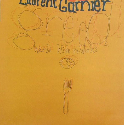"GARNIER , LAURENT : "" WORLD WIDE RE WORKS ( DOUBLE 12 INCH ) "" (2000) DOUBLE 12INCH ( NEAR MINT )"