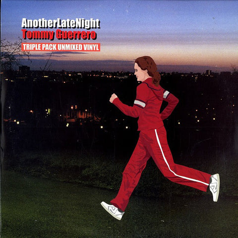 """ TOMMY GUERRERO - ANOTHER LATE NIGHT 3LP "" : VARIOUS TRIPLE ALBUM (2002) 3LP ( NEAR MINT ) LOOKS UNPLAYED"