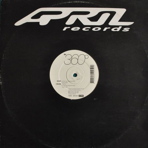 "DJ 360 : "" TAND HER TEARS DROPPED LIKE BEATS "" (1997) 12INCH ( NEAR MINT ) FUTURE JAZZ /  DOWNTEMPO"