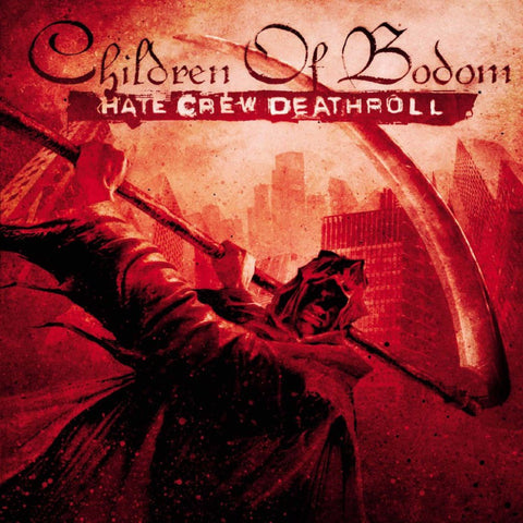 CHILDREN OF BODOM: HATE CREW DEATHROLL (2003) 2020 2LP REISSUE