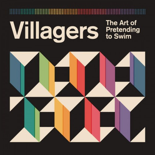 VILLAGERS : THE ART OF PRETENDING TO SWIM (2018) CD / LP