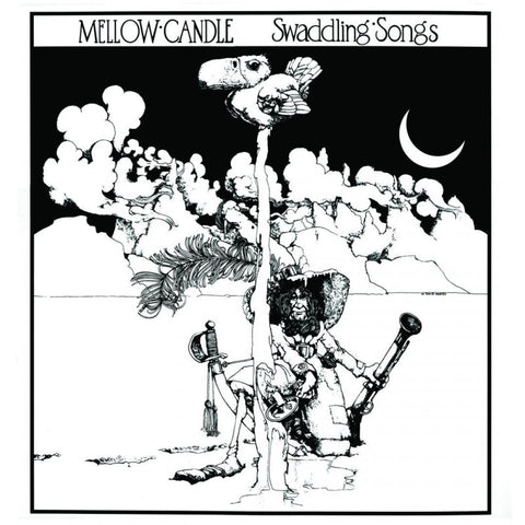 MELLOW CANDLE: SWADDLING SONGS  WHITE VINYL RSD AUGUST 2020 LP