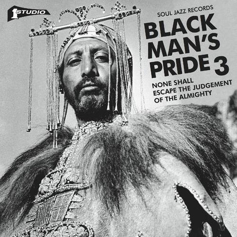 BLACK MAN'S PRIDE 3 - STUDIO ONE : SOUL JAZZ RECORDS VARIOUS ARTISTS (2018)