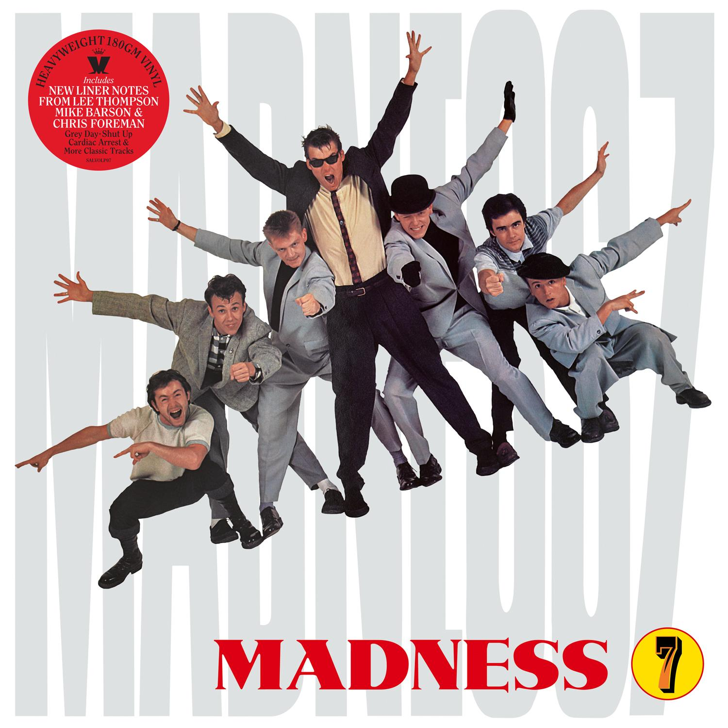 MADNESS: 7 (1981) 2021 LP REISSUE