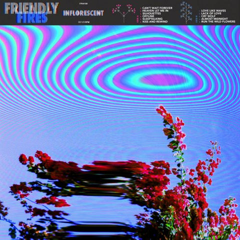 FRIENDLY FIRES: INFLORESCENT