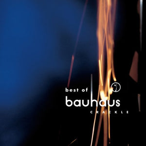 BAUHAUS : THE BEST OF - CRACKLE (2011) 2LP 2018 REPRESS COLORED VINYL