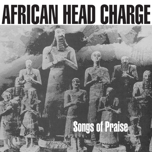 AFRICAN HEAD CHARGE : SONGS OF PRAISE (1990) 2LP 2020 REISSUE WITH EXTRA TRACKS