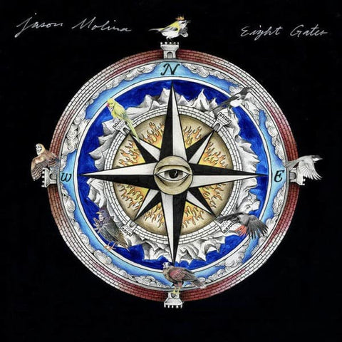 MOLINA, JASON: EIGHT GATES (2020) CD /// LP