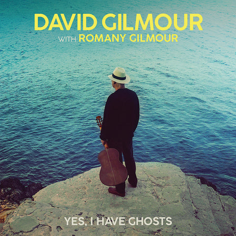 GILMOUR, DAVID & GILMOUR, ROMANY: YES, I HAVE GHOSTS (2020) 7 INCH - BLACK FRIDAY 202