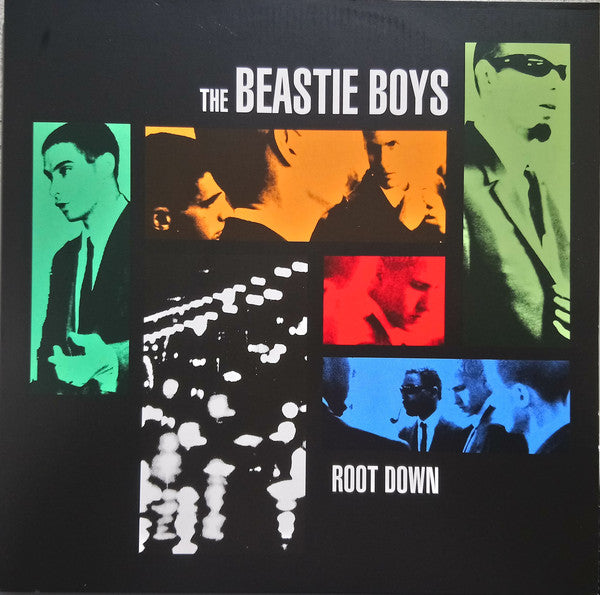 BEASTIE BOYS : ROOT DOWN (2019) RE ISSUE OF BEASTIES MINI LP FROM 1995