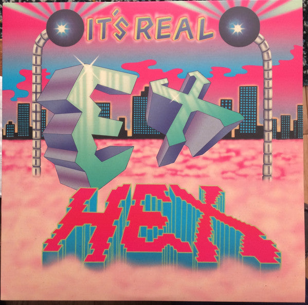 EX HEX : ITS REAL (2019) LP