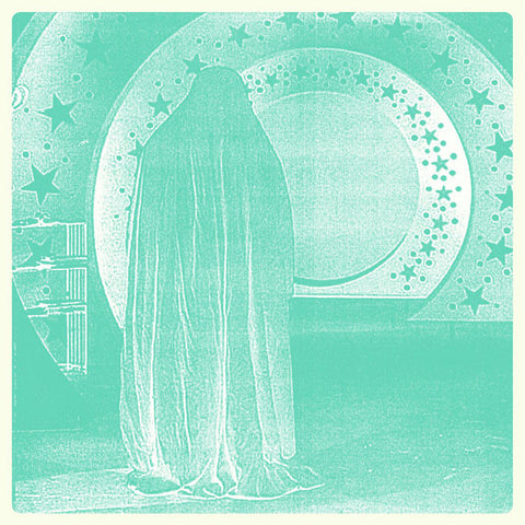 HOOKWORMS : PEARL MYSTIC (2011) EP 2018 REPRESS ON CLEAR VINYL