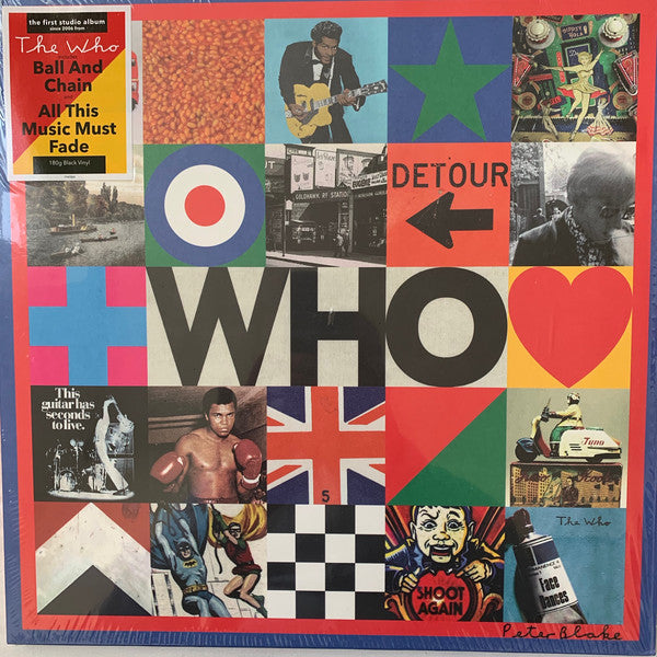 WHO, THE: WHO (2019) LP