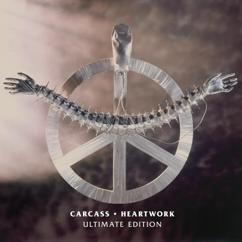 CARCASS: HEARTWORK (1993) 2021 EXPANDED REISSUE 2LP
