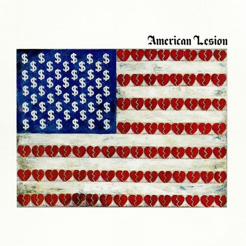AMERICAN LESION / GREG GRAFFIN: SELF TITLED (1997) 2020 LP REISSUE