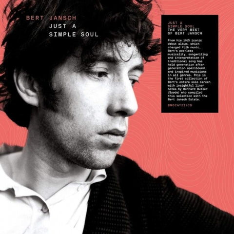 JANSCH, BERT: JUST A SIMPLE SOUL, THE VERY BEST OF