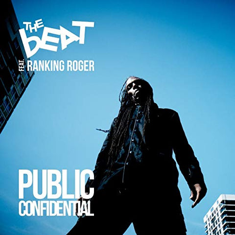 BEAT, THE: PUBLIC CONFIDENTIAL (2019) LP BLUE TRANSPARENT VINYL