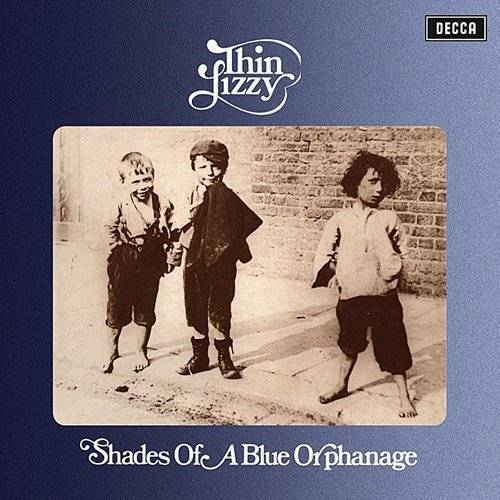 THIN LIZZY : SHADES OF A BLUE ORPHANAGE (1972) LP 2019 REISSUE GATEFOLD SLEEVE 180 GRAM VINYL